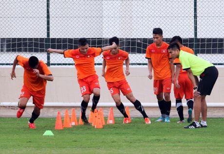 U19 Viet Nam - U19 CHDCND Trieu Tien: San sang cho khoi dau moi - Anh 2