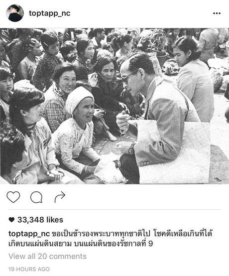 Sao Thai nghen ngao vinh biet Quoc vuong Bhumibol Adulyadej - Anh 12