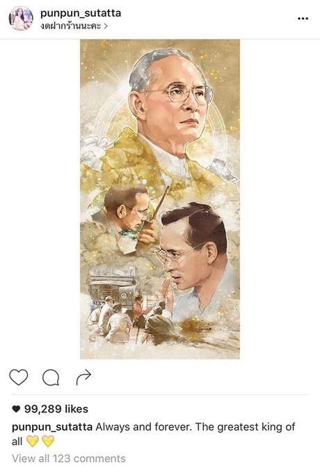 Sao Thai nghen ngao vinh biet Quoc vuong Bhumibol Adulyadej - Anh 13