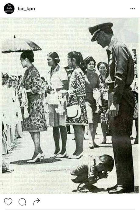 Sao Thai nghen ngao vinh biet Quoc vuong Bhumibol Adulyadej - Anh 7