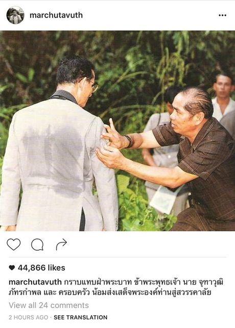 Sao Thai nghen ngao vinh biet Quoc vuong Bhumibol Adulyadej - Anh 9