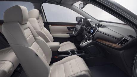 Honda CR-V 2017 lo dien, chua co ban 7 cho ngoi - Anh 6