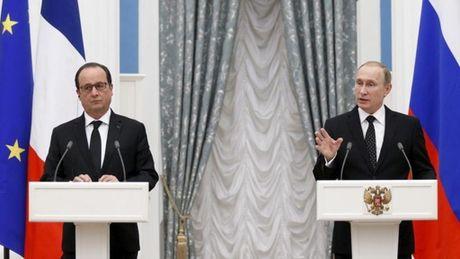 Tong thong Hollande bi chi trich vi khong hop tac Tong thong Putin - Anh 1