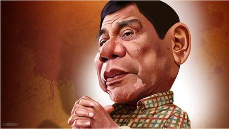 "Tong thong Philippines Rodrigo Duterte - ""Ke trung phat"" duoc dan chung men mo - Anh 1"