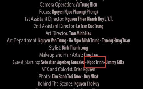 Khanh My chon dien vien y chang 'ke thu' Ngoc Trinh, tai hien vu lum xum 'nguoi thu 3' trong MV - Anh 3