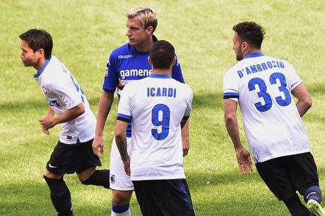 Cuop vo ban, Icardi bi Messi chan cua len tuyen - Anh 2