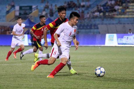 U19 Viet Nam: Tiep buoc dan anh Cong Phuong va cac dong doi - Anh 2