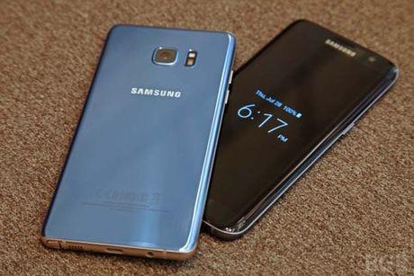 Nhung dot thu hoi san pham tai tieng cua Samsung - Anh 1