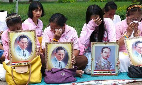 Thai Lan se ra sao khi Quoc vuong ta the? - Anh 1