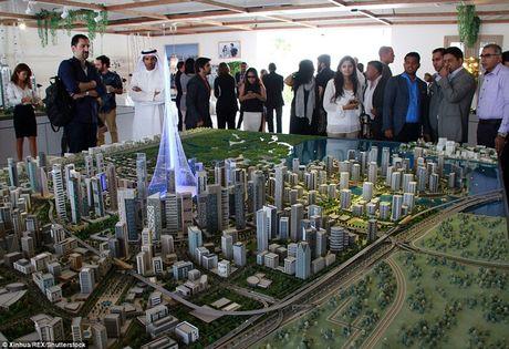 Dubai chuan bi pha ki luc ve toa nha cao nhat the gioi voi cong trinh cao hon 1km - Anh 5
