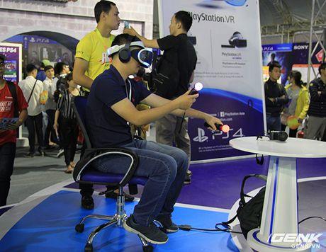Sony Show 2016 chinh thuc dien ra tai Ha Noi, tieu diem la trai nghiem Game voi PlayStation VR - Anh 2