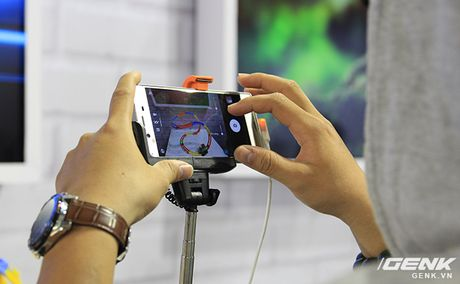 Sony Show 2016 chinh thuc dien ra tai Ha Noi, tieu diem la trai nghiem Game voi PlayStation VR - Anh 6