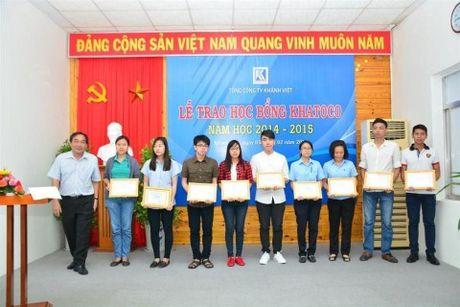 Tong cong ty Khanh Viet va tuoi 33 day nhua song - Anh 5
