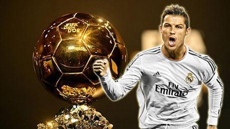 The thao 24h: 'Qua bong vang' la cua Ronaldo? - Anh 1