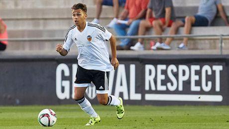 The thao 24h: Sao Valencia lot vao tam ngam cua HLV Mourinho - Anh 1