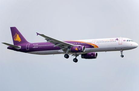 Cambodia Angkor Air mo duong bay moi Ha Noi-Siem Reap tu 30/10 - Anh 1