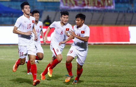 Nhung cau thu choi tot nhat cua U19 Viet Nam truoc U19 Trieu Tien - Anh 1
