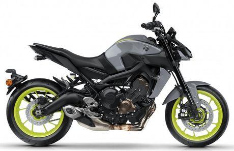 Ra mat Yamaha MT-9 2017 nang cap - Anh 2