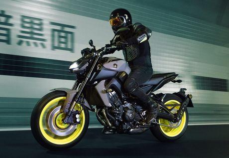 Ra mat Yamaha MT-9 2017 nang cap - Anh 7
