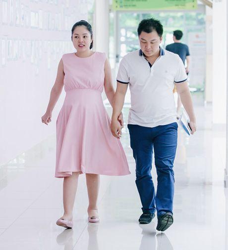 Duong Cam Lynh sinh con trai dau long - Anh 2
