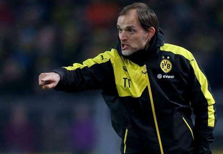 Bi Hertha cam chan, HLV Dortmund do loi may man - Anh 1