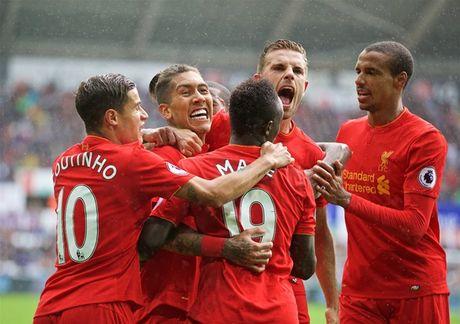 Diem tin toi 15/10: Liverpool co nhan to X ha M.U; Barca, Real tranh Ibra 2.0 - Anh 1