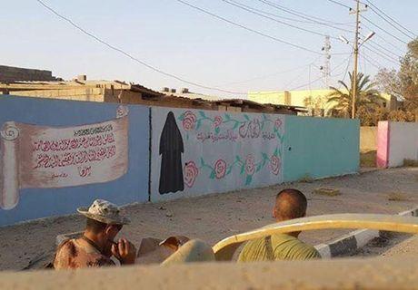 Hinh anh quan doi Iraq tuan tra vung Al-Bakr sau giai phong - Anh 4