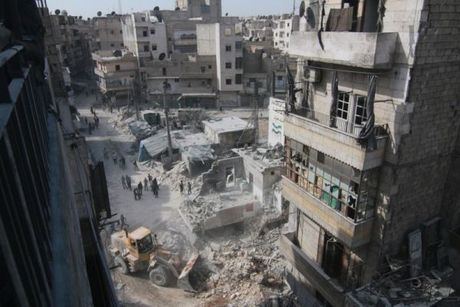 Tuyen bo cua Assad khien phuong Tay phat hoang - Anh 1