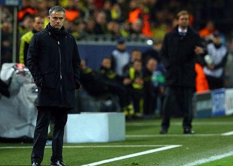 Jurgen Klopp dang tro thanh khac tinh cua Jose Mourinho - Anh 2