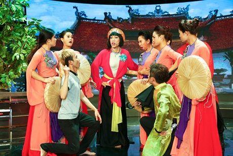 """Co Tham"" Dai Nghia kho so vi bi Dinh Toan ve van - Anh 3"