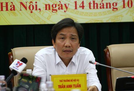 Vu an Trinh Xuan Thanh: Bo Noi vu nghiem tuc kiem diem - Anh 1