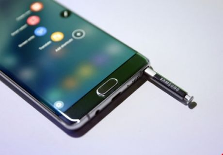Samsung thiet hai 5,4 ty USD Galaxy Note 7 - Anh 1