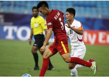 U19 Viet Nam duoc AFC khen - Anh 1