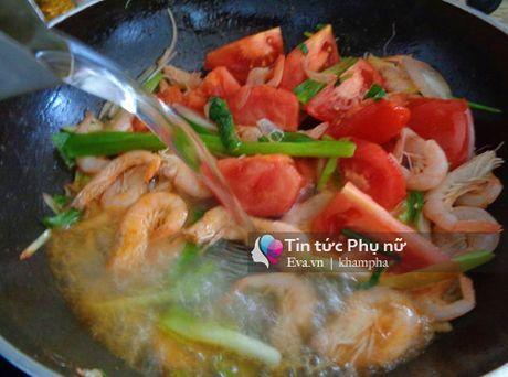 Banh canh tom, mon ngon cho con an sang - Anh 3