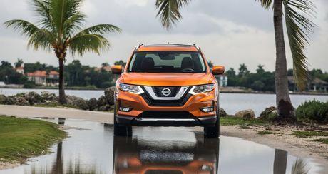 Nissan Rogue 2017: Doi thu cua Mazda CX-5 co gia tu 23.820 USD - Anh 1
