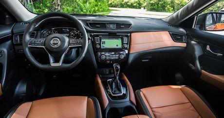 Nissan Rogue 2017: Doi thu cua Mazda CX-5 co gia tu 23.820 USD - Anh 2