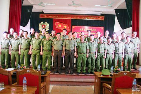 Bo sung nguon cho luc luong Canh sat thi hanh an hinh su va ho tro tu phap - Anh 4