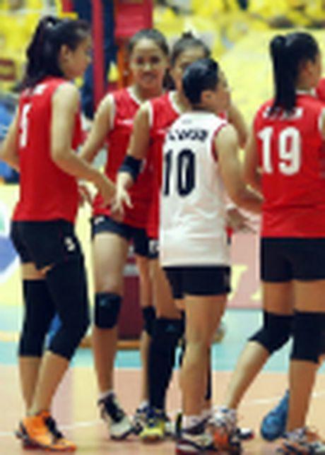 Chi tiet DT Viet Nam – Chonburi: Ngoi hau xung dang (CK bong chuyen VTV Cup) (KT) - Anh 1