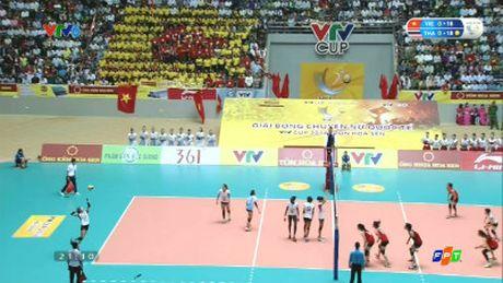 Chi tiet DT Viet Nam – Chonburi: Ngoi hau xung dang (CK bong chuyen VTV Cup) (KT) - Anh 4
