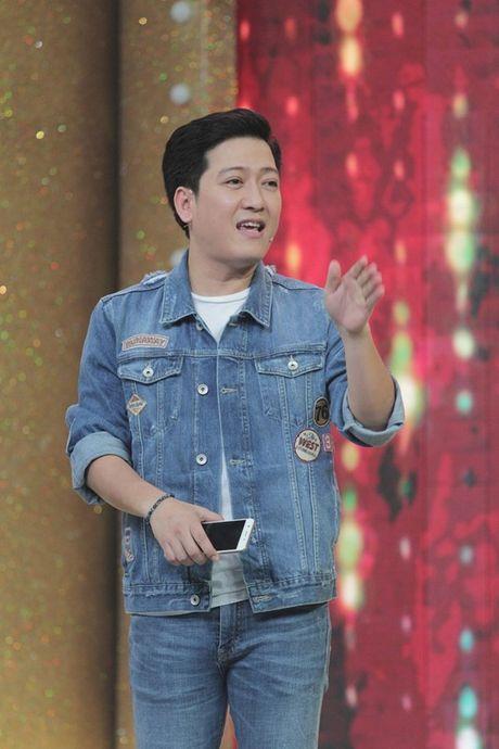Ca si giau mat: Truong Giang lien tuc 'chat chem' Huong Giang Idol - Anh 3
