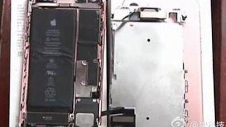 iPhone 7 no lam doi tai Trung Quoc - Anh 1