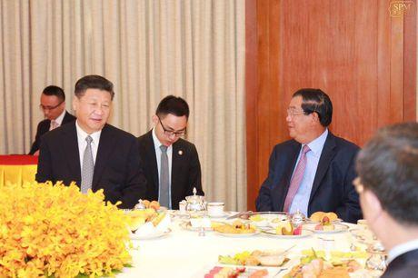 Chuyen tham Campuchia cua Tap Can Binh va tuong lai chinh tri cua Thu tuong Hun Sen - Anh 2