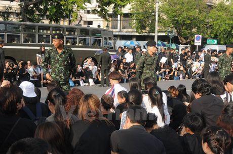 Nha vua Thai Lan bang ha: Nhung hinh anh kho quen - Anh 6