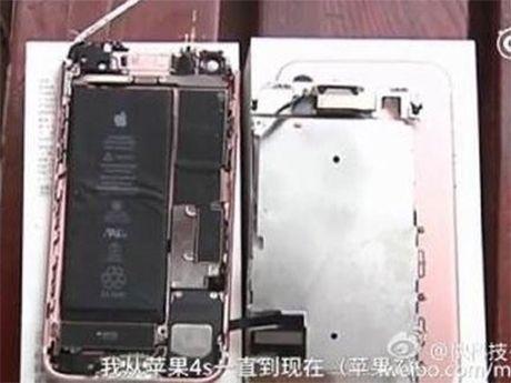 "iPhone 7 ""do chung"" Apple nhu ngoi tren lua - Anh 1"