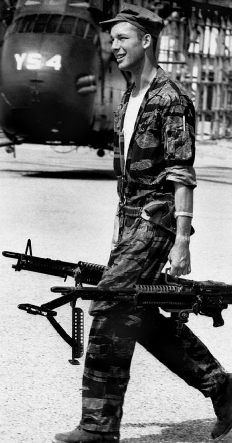 Chum anh: Mot ngay dam mau cua linh My trong chien tranh Viet Nam - Anh 5