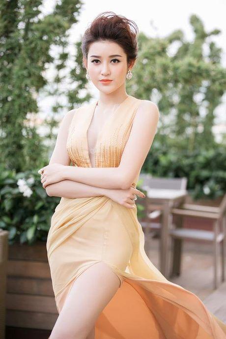 Huyen My – Nguoi dep mot mau cua showbiz Viet - Anh 3