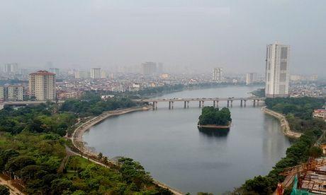 Thong tin nay se khien hang chuc nghin nguoi dan khu vuc Linh Dam vui mung khon siet - Anh 1
