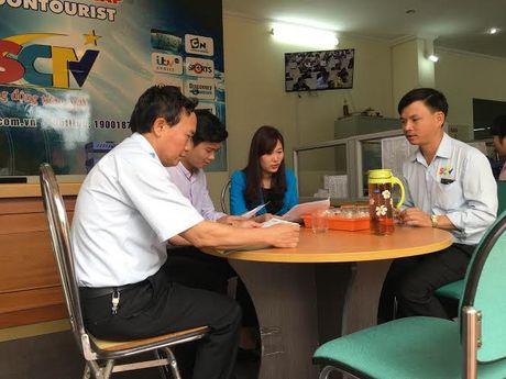 Quang Binh: Nhieu loai tivi so khong dan bieu trung so hoa truyen hinh - Anh 2