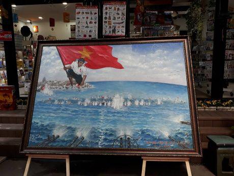 Khanh thanh ngon hai dang Hoang Sa-Truong Sa tai TP.HCM - Anh 5