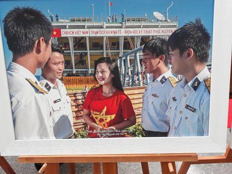 Khanh thanh ngon hai dang Hoang Sa-Truong Sa tai TP.HCM - Anh 9